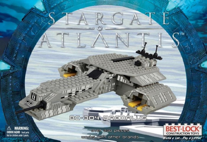 How To Build A Lego Stargate