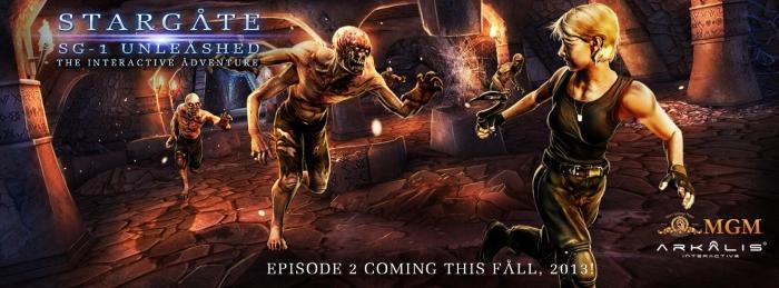 SG-1 Unleashed: Season 2