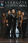 Stargate Atlantis / Universe Anthology (Ongoing) #1 (Atlantis Cover)