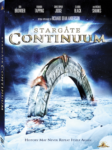 Strargate - Continuum / Gwiezdne wrota - Continuum