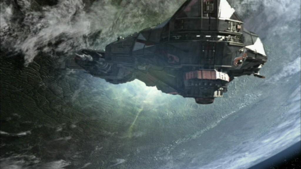 Ancient Warship The Stargate Omnipedia