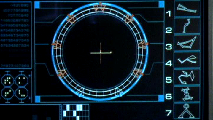 Address The Stargate Omnipedia