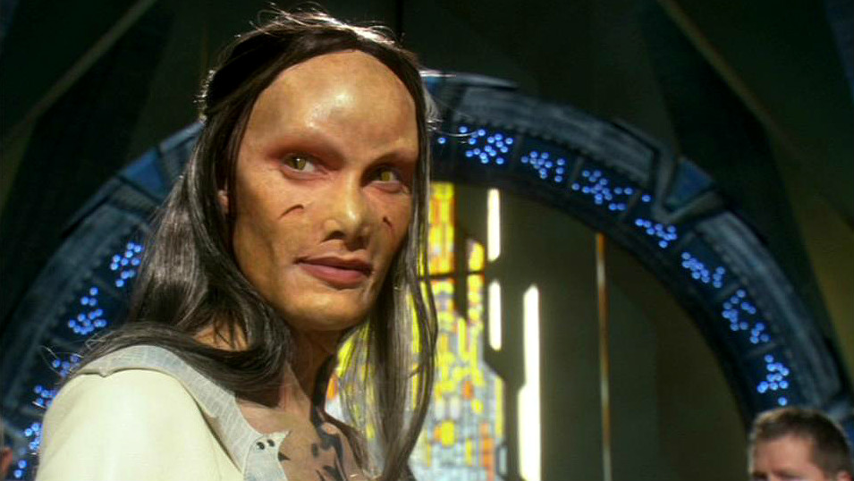 Michael S Hive Queen The Stargate Omnipedia