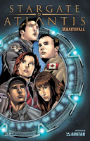 """Avatar ceased publishing new Stargate comics with 2006's """"Wraithfall."""""""