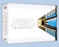 DVD - Atlantis Complete Series