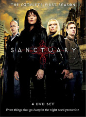 Season One DVD cover