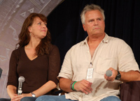Gatecon is one of the few events to get Richard Dean Anderson on stage.