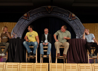Alex Zahara, Dan Payne, Gary Jones, Gary Chalk, and Dean Haglund are among the lost list of previous Gatecon guests.