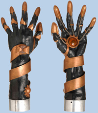 Prop - hand device