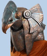 Prop - Horus helmet