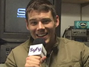Brian J. Smith - Syfy Interview (March 2010)