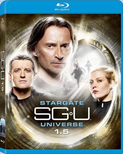 SGU Season 1.5 - Blu-ray (Large)