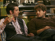 Blue opposite Michael Urie in <I>Ugly Betty</I>