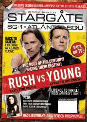 Stargate Magazine #34 (June/July 2010)