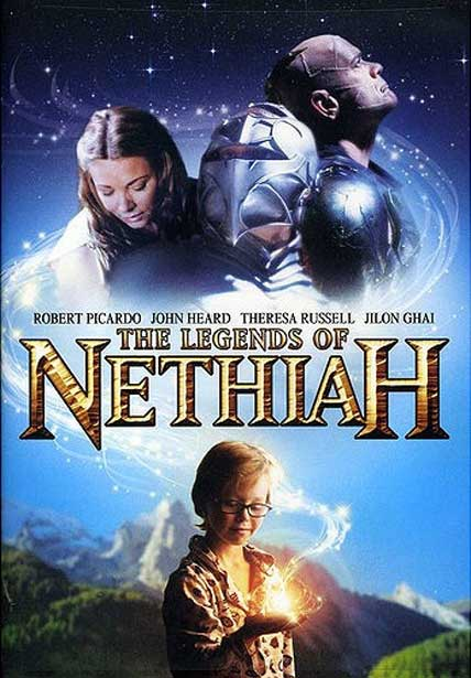 One of Picardo's latest projects includes The Legends of Nethiah, available now!