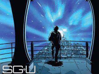 Back to Destiny (SGU Comic #1) - Eli