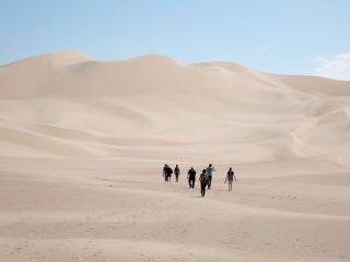 Stargate Origins (Desert scouting)