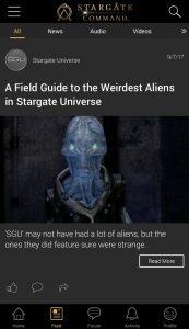 Stargate Command (Mobile)