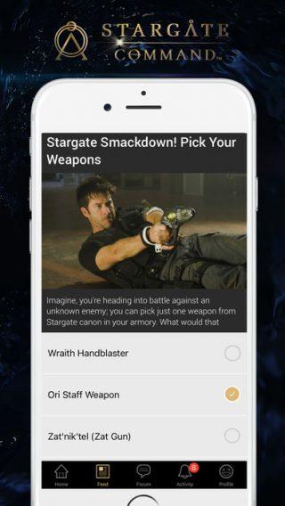 Stargate Command (iOS)