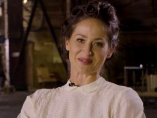 Kelly Vint Castro (Stargate Origins)