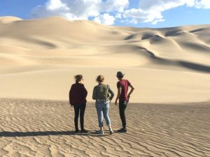 Stargate Origins (Dunes Location Scouting)