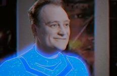 David Hewlett (Hewlogram)
