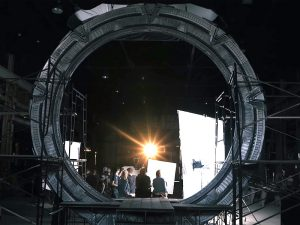 Stargate (Origins Behind-the-Scenes)