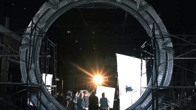 Stargate (Origins Behind-the-Scenes)