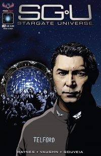 Back to Destiny #3 (SGU Comics)