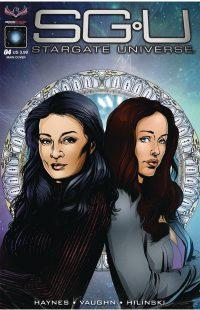 Back to Destiny #4 (SGU Comics)