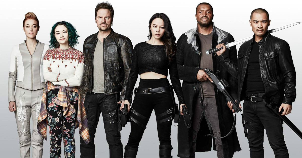 Opinion Syfy Owes Fans A Bigger Commitment Gateworld