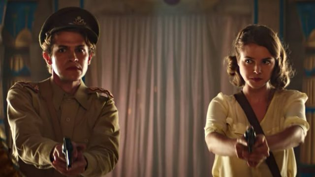 Beal and Langford (Stargate Origins)