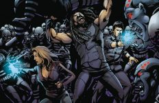 Singularity #1 (Atlantis Comics)