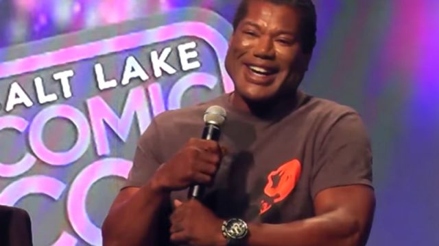 Christopher Judge (Salt Lake Comic Con 2017)