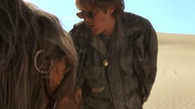 Daniel and Mastadge (Stargate Movie)
