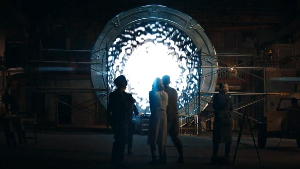 Star Gate Origins