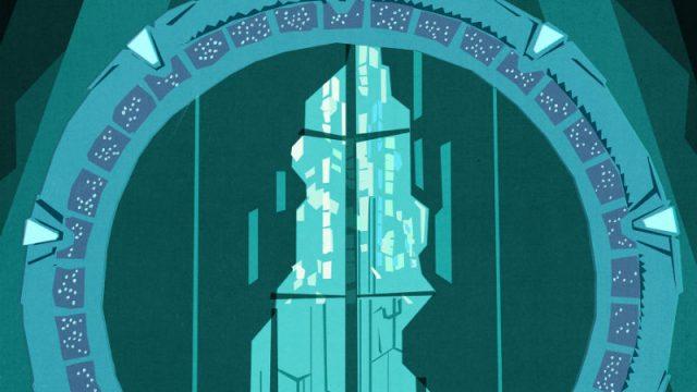 Atlantis Gate Room (Andrew Charles)
