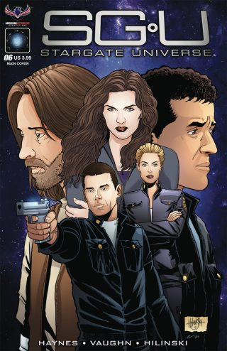 Back to Destiny #6 (SGU Comics)