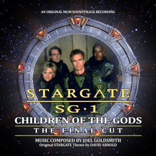 Children of the Gods - Final Cut Soundtrack (CD)