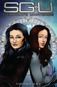 Stargate Universe Comic (Trade Paperback Volume 1)