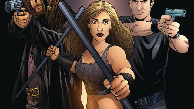 Singularity #3 (Atlantis Comics)