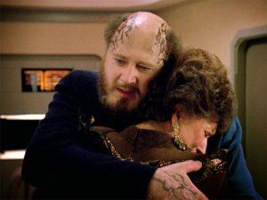 David Ogden Stiers (Star Trek: The Next Generation)