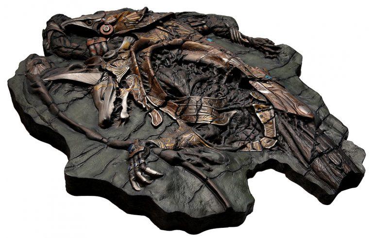 Stargate Fossil Replica