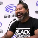 Christopher Judge (WonderCon 2018)