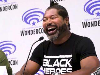 Christopher Judge (WonderCon 2018)