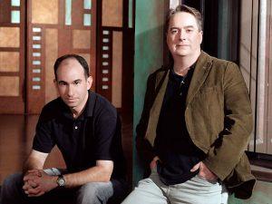 Brad Wright & Robert C. Cooper