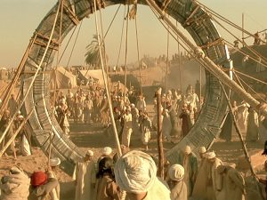 Stargate in Giza (Movie)