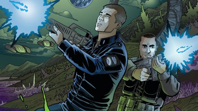 Back to Destiny #5 (SGU Comics)