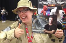 Sara Kehoe - RDA at Dallas Fan Expo