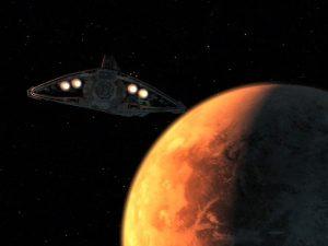 Light (SGU 105) - Destiny Shuttle
